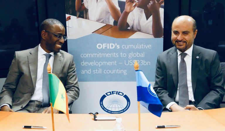 An interview with Amadou Hott, Senegal's Minister of Economy, Planning and Cooperation
