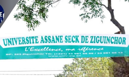 Ziguinchor : 30 nationalités ont participé à 2 ateliers internationaux à l'Université Assane SECK