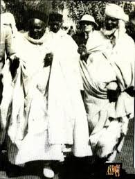 Serigne Babacar Sy et compagnons